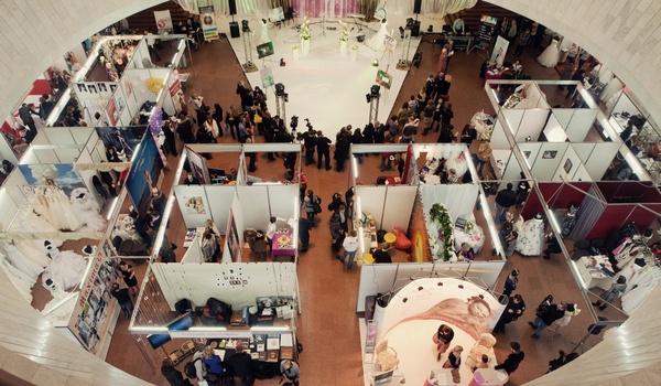 Что делать на свадебной выставке?