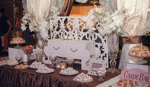 Фото с выставок свадебных в